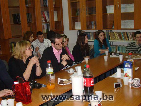 Pregedate slike iz članka: Slovenci u posjeti BiH