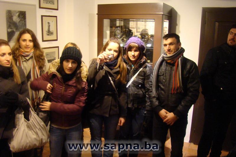Pregedate slike iz članka: Učenici MSŠ u Sloveniji