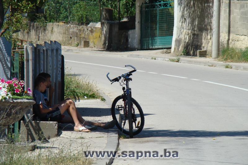 Pregedate slike iz članka: Vrućine i u Sapni (fotogalerija)