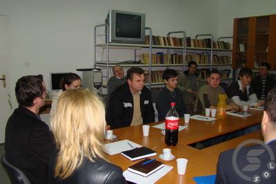 Pregedate slike iz članka: Održana javna debata u MSŠ
