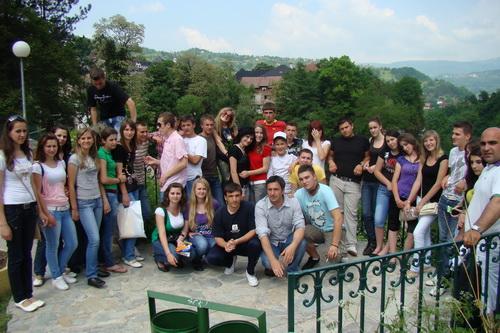 Pregedate slike iz članka: Učenici MSŠ obišli Krajinu