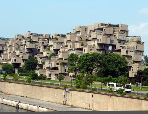 Pregedate slike iz članka: Čudne građevine