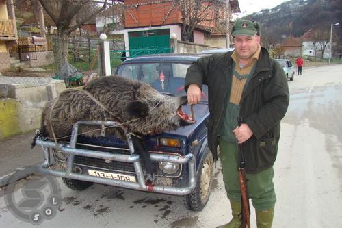 Pregedate slike iz ?lanka: Uspje�an lov