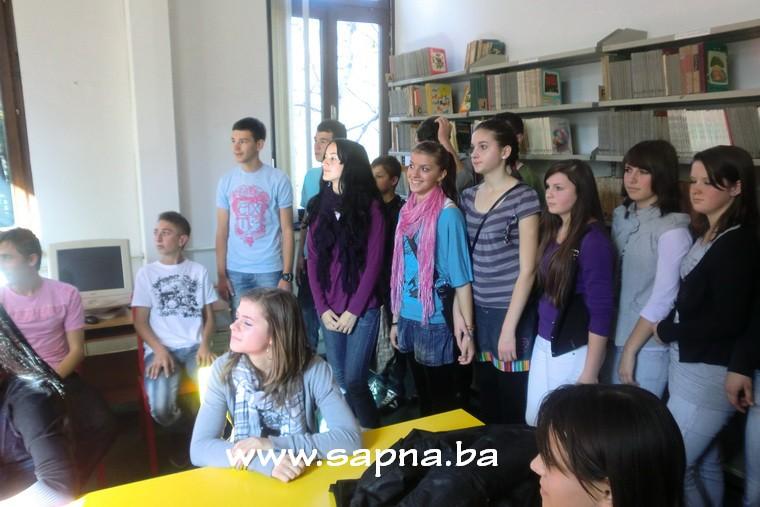 Pregedate slike iz članka: Posjeta NUB Tuzla