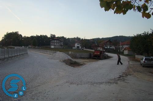 Pregedate slike iz članka: Rekonstrukcija puteva u Vitinici