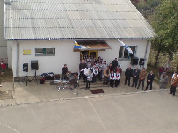 Pregedate slike iz članka: Obilježena godišnjica otpora u Godušu