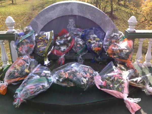 Pregedate slike iz članka: Obilježena godišnjica smrti Kapetana Hajre