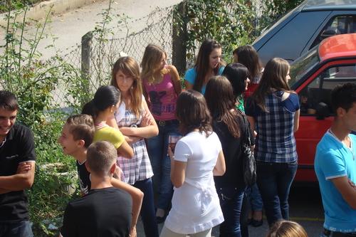 Pregedate slike iz članka: Počela školska godina!