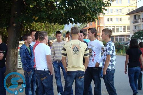 Pregedate slike iz članka: Školska godina je počela!