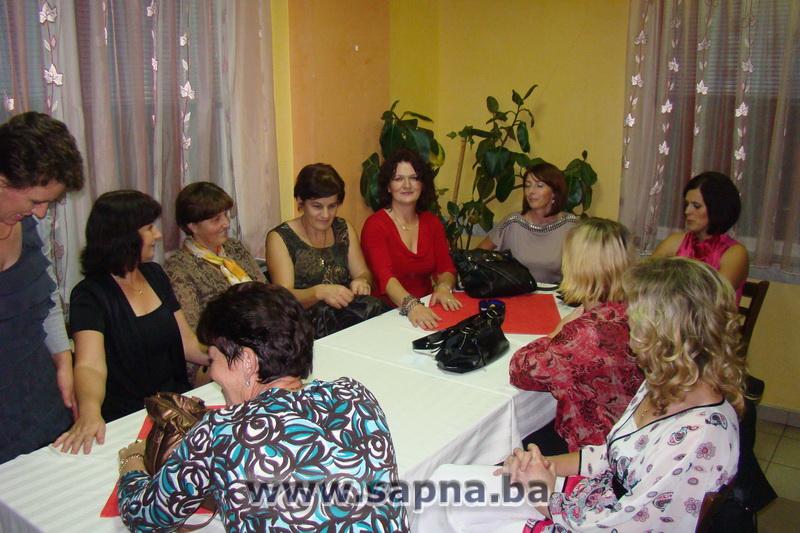 Pregedate slike iz članka: Bajramsko druženje Udruženja žena