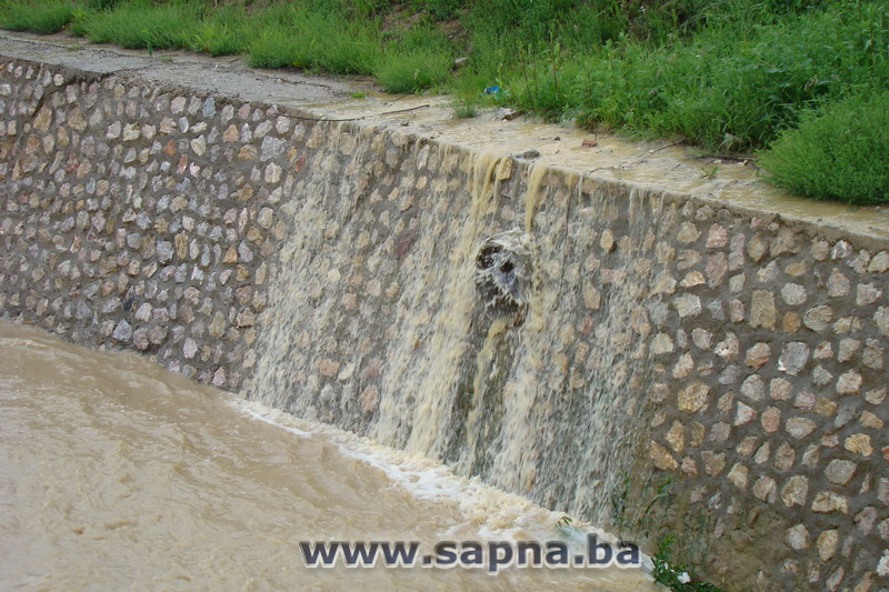 Pregedate slike iz članka: Obilne padavine