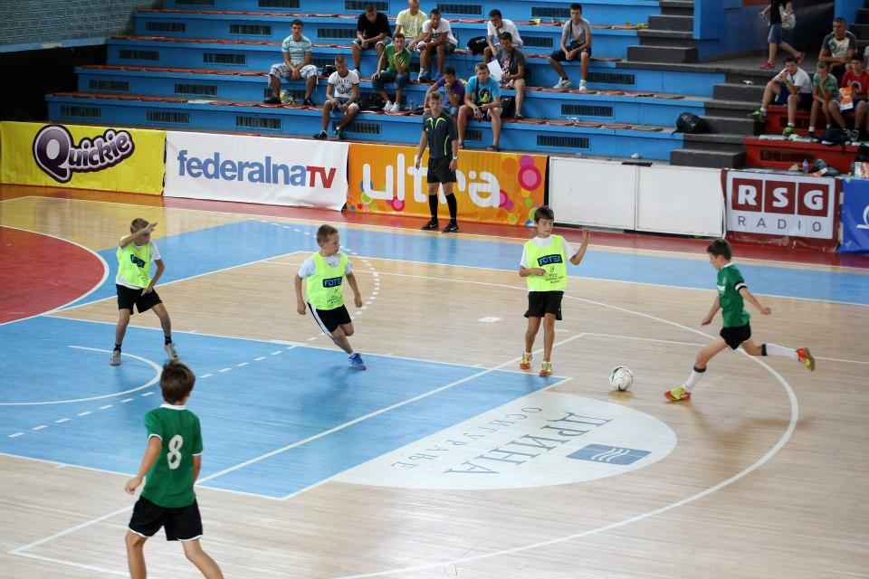 Pregedate slike iz članka: Mladi fudbaleri idu na finalni turnir u Sarajevo