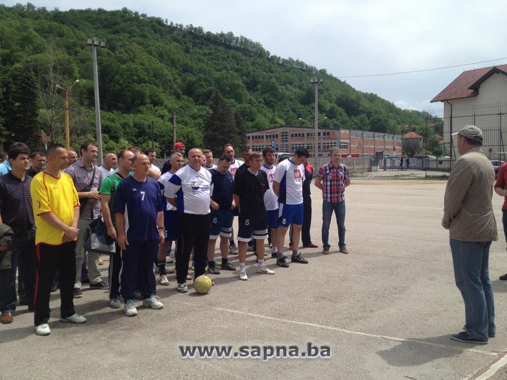 Pregedate slike iz članka: Turnir u malom fudbalu