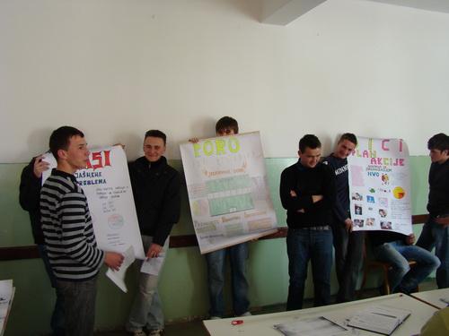 Pregedate slike iz članka: Civitas takmičenje u MSŠ Sapna