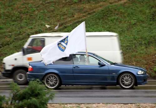 Pregedate slike iz članka: Reakcije na ulicama na hapšenje Karadžica