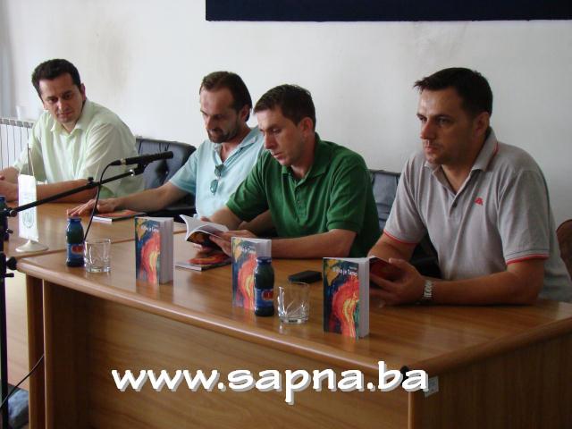 Pregedate slike iz članka: Promocija knjige 'Ko je tamo'