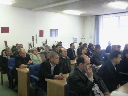 Pregedate slike iz članka: 1. sjednica Općinskog vijeća (foto)