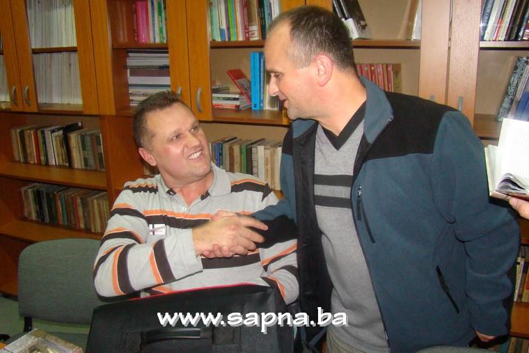 Pregedate slike iz članka: Istočni bedem Bosne IV - promocija